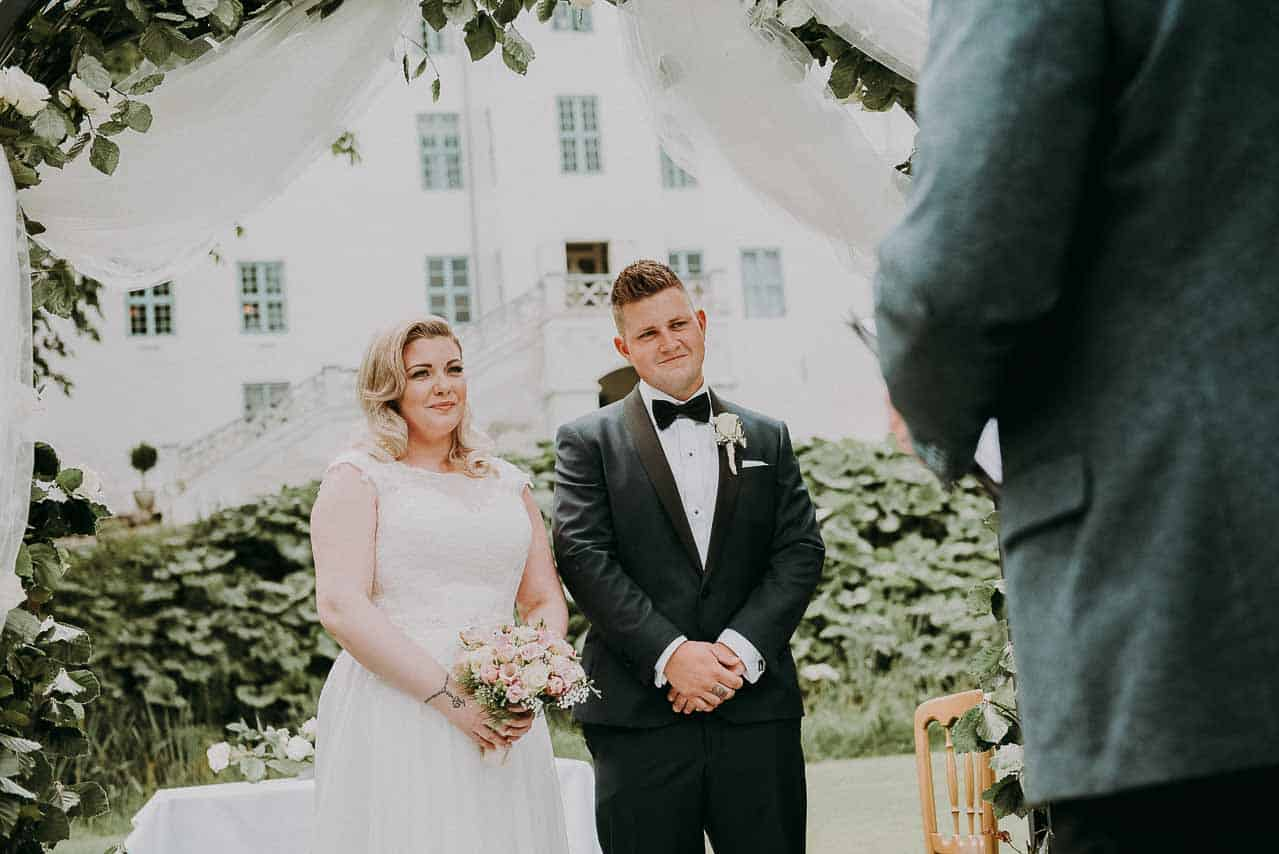 et hemmeligt bryllup på Dragsholm Slot