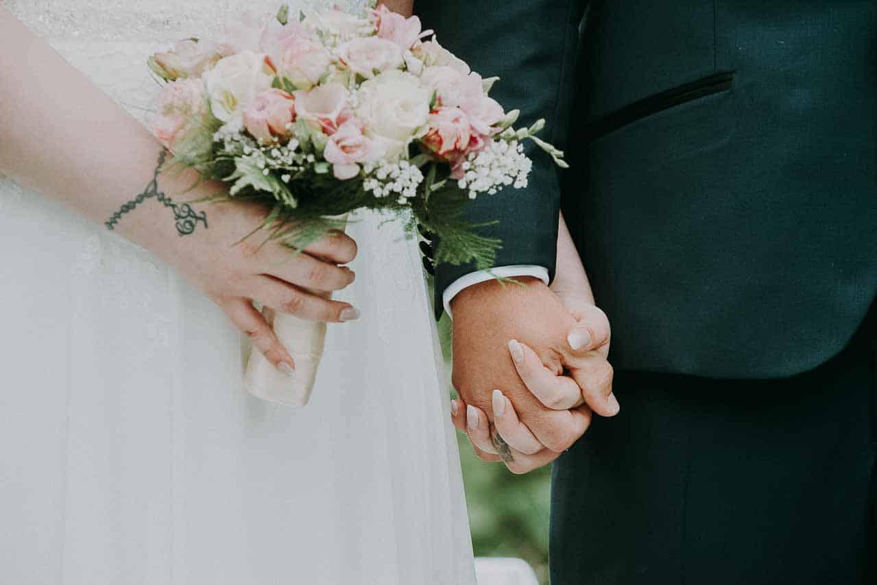 BRYLLUPSFOTOGRAF - fotograf til bryllup - Bryllupsfotografering