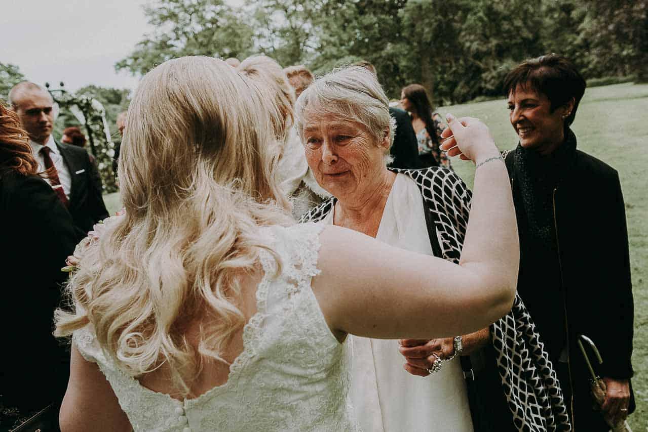 Bryllup på Slottet - vielse i Slotskirken