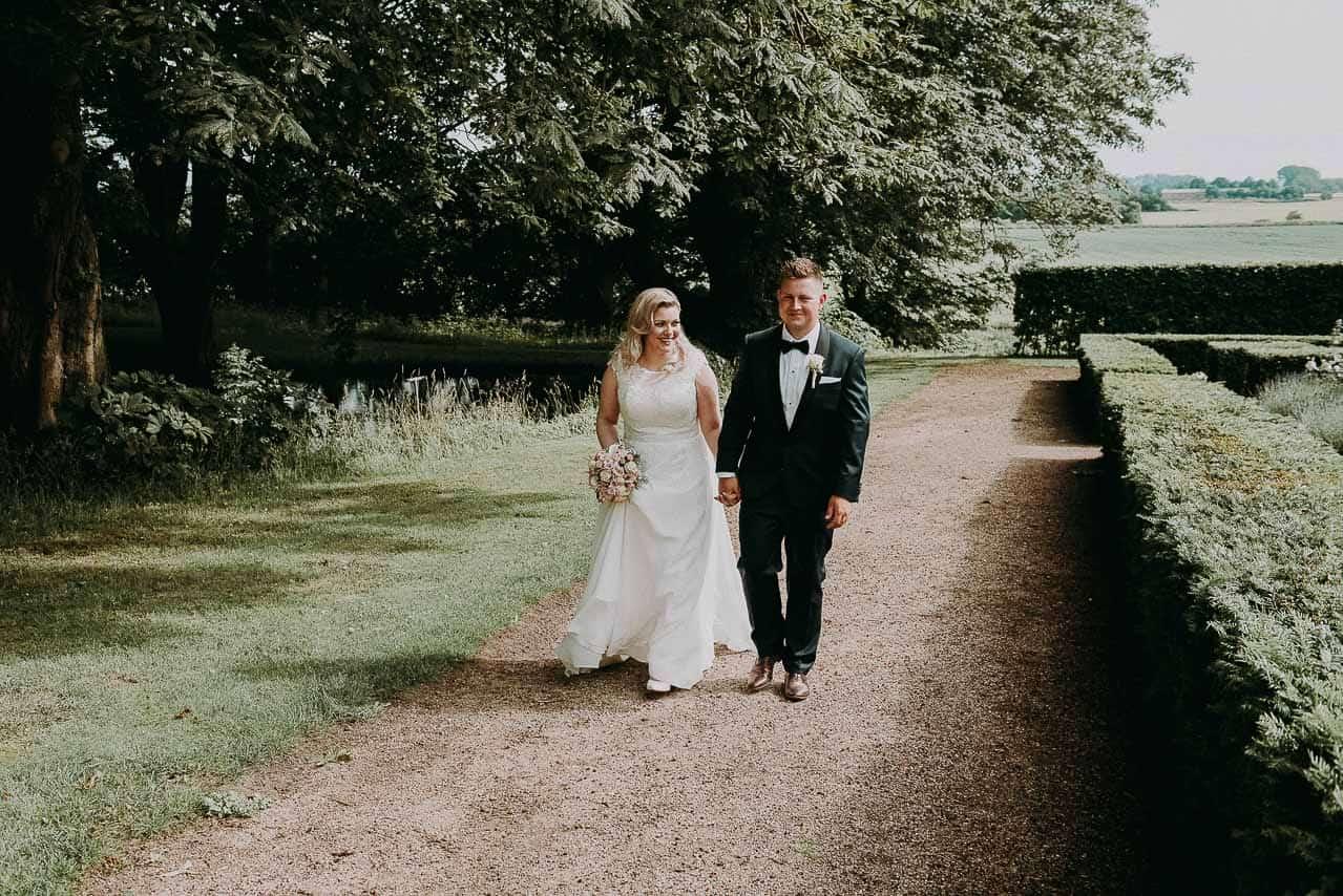 På udkik efter den perfekte bryllupslokation