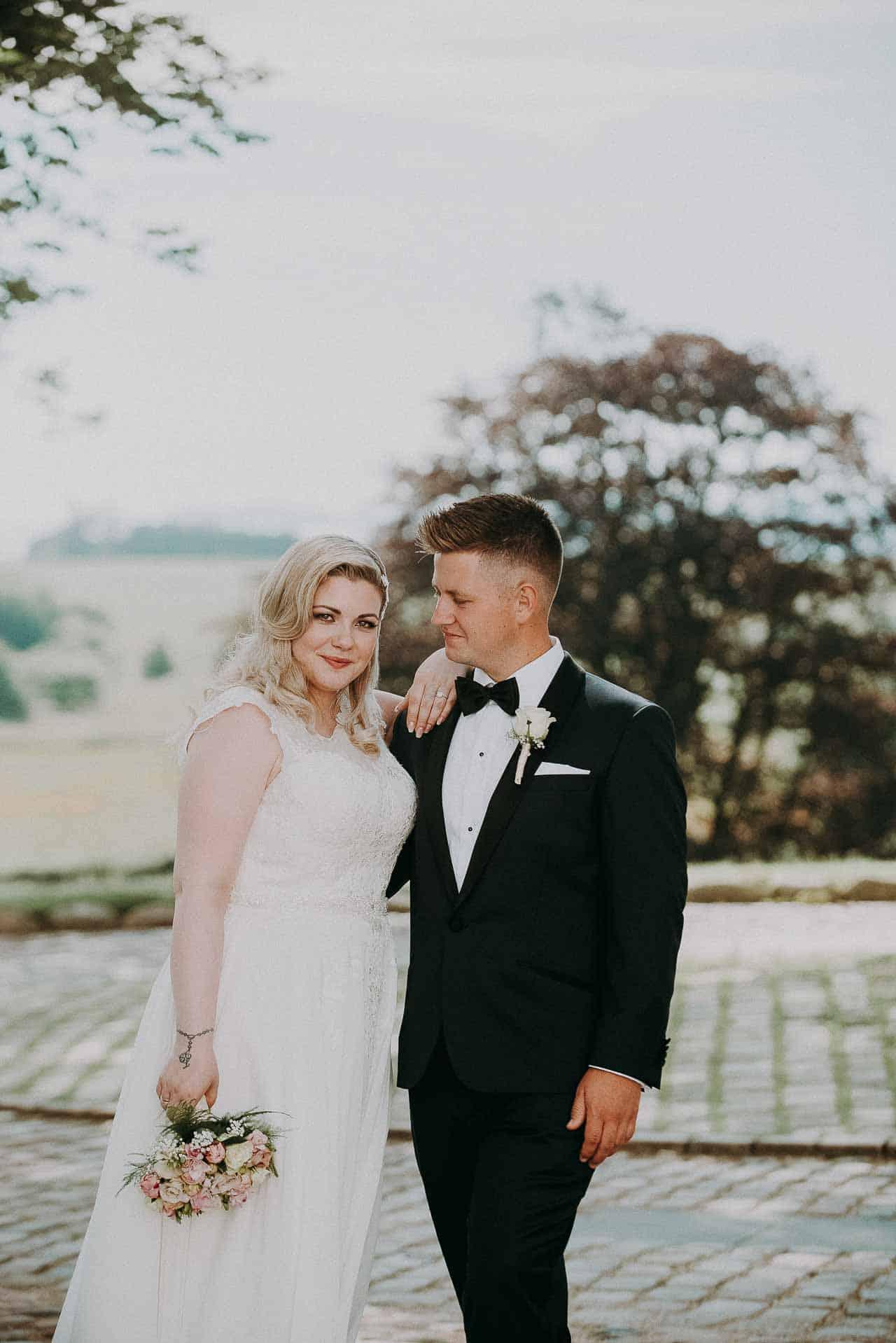 et bryllup eller anden festlig anledning