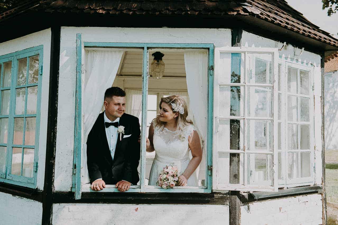 Billeder af dragsholm slot bryllup