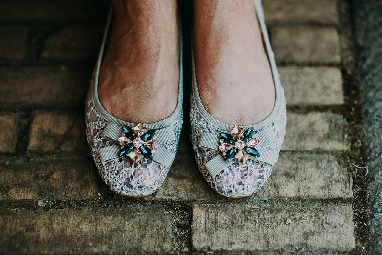Sådan vælger du sko til dit bryllup