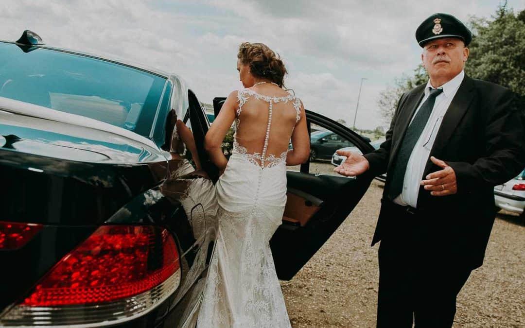 Bryllup på Knivholt Hovedgaard