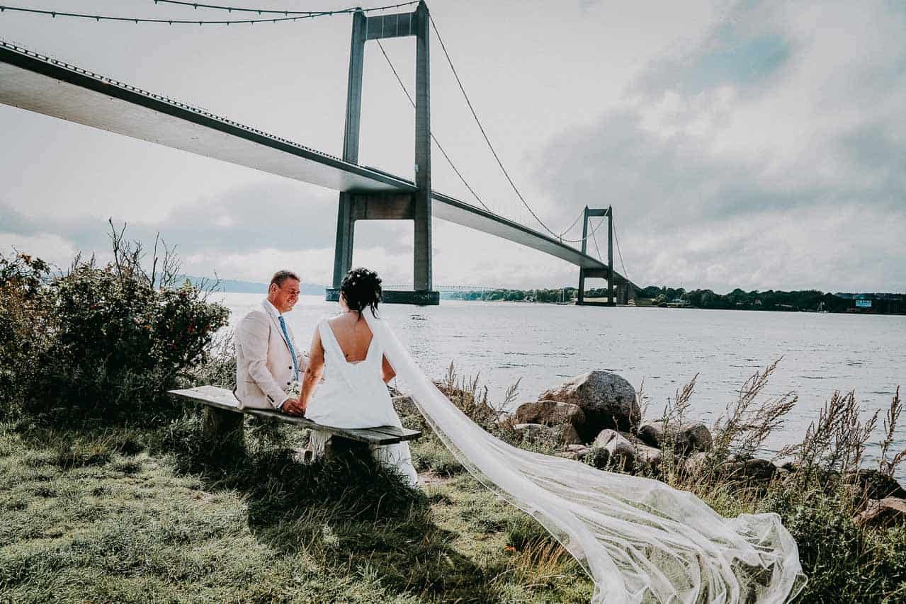en bedre bryllupsfotograf