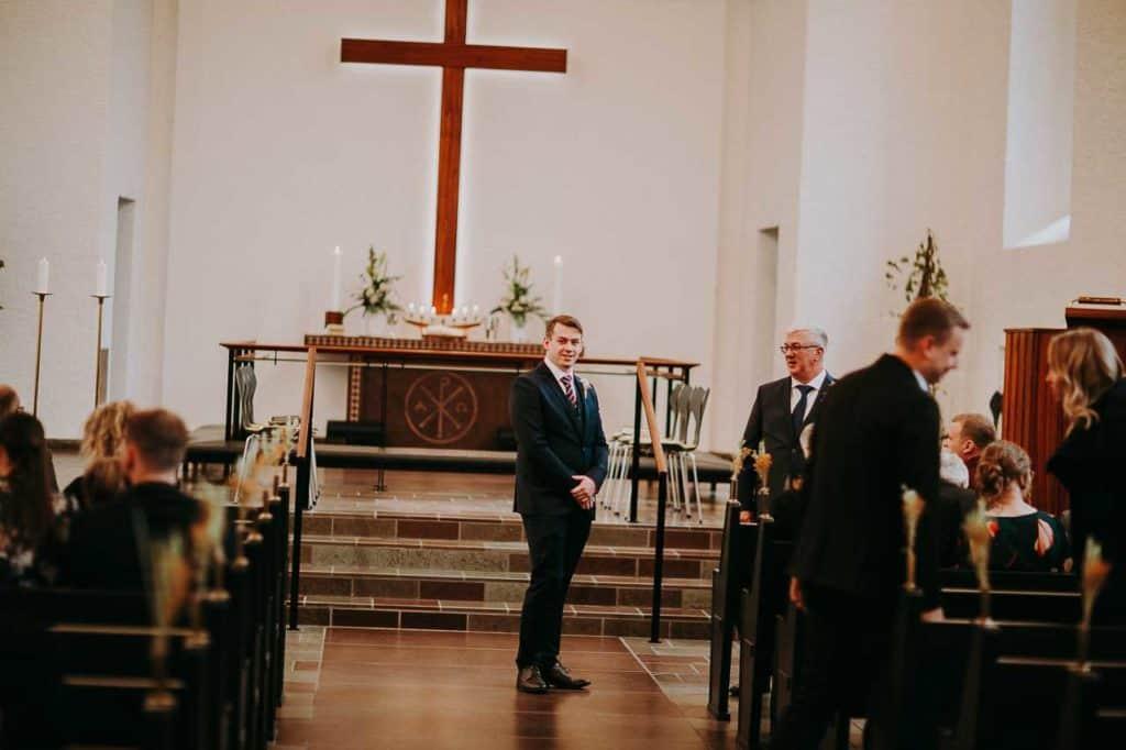 Fotografering i Kirken