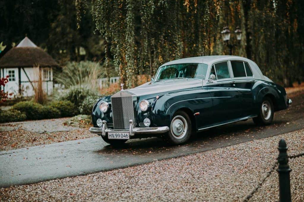 bryllups transport