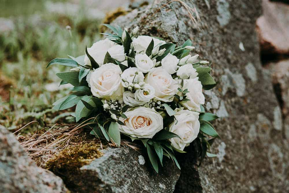 flot brudebuket