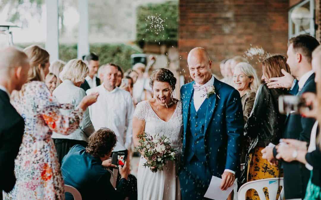 Valg af farver til jeres bryllup