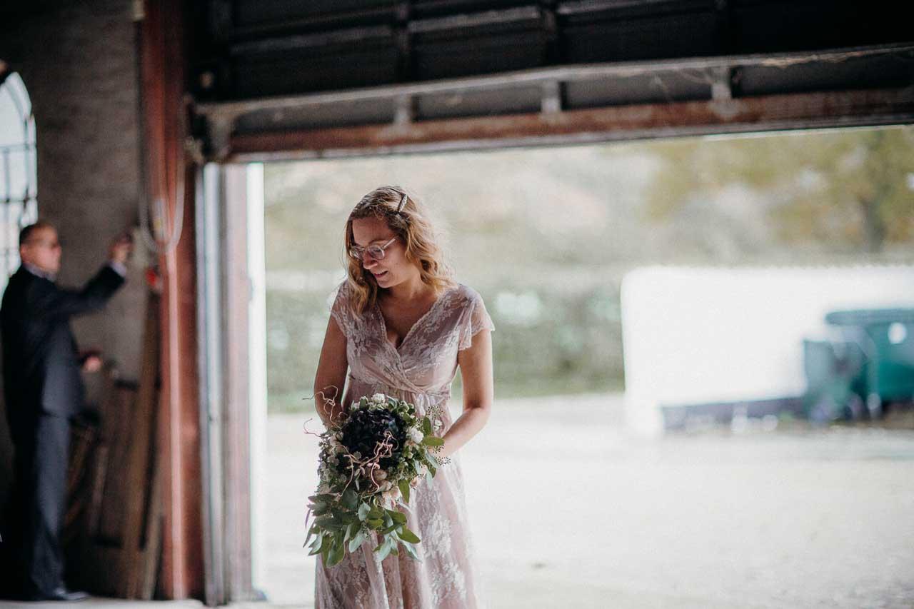 festlokaler til et bryllup på Fyn