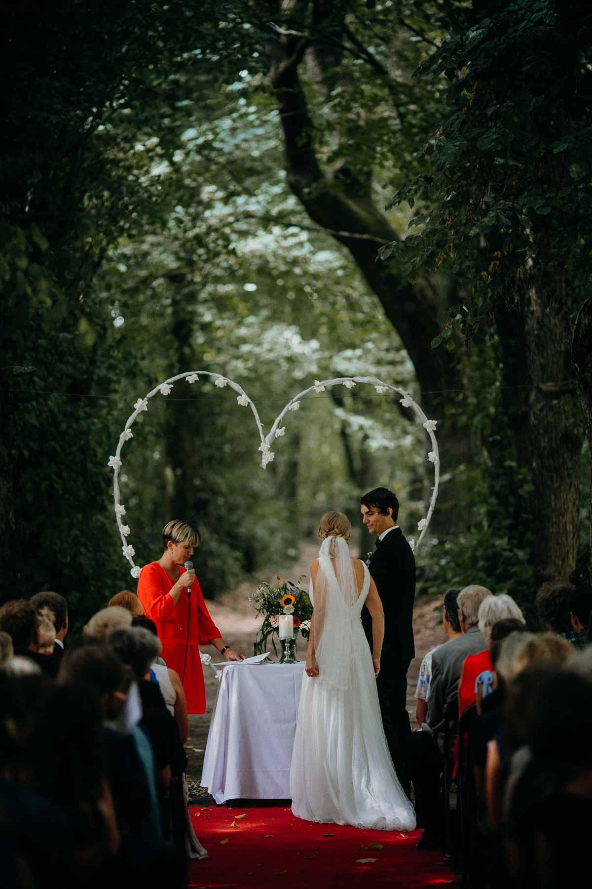 Bryllupsfotografering i nordjylland