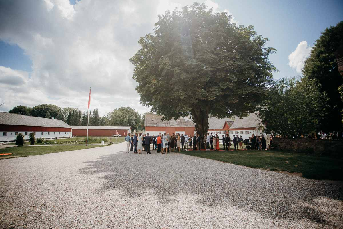 Lille Restrup er en hovedgård ved Aalestrup i Hvam Sogn