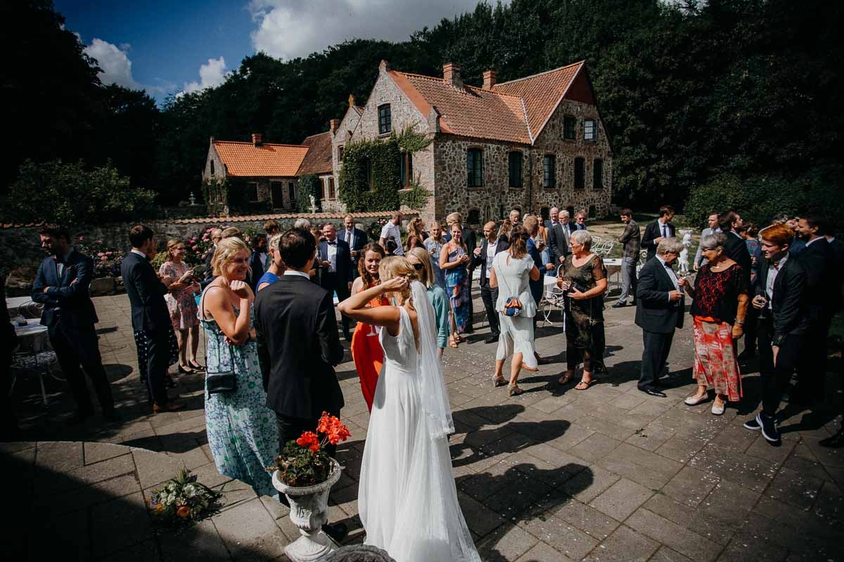 Bryllupsfest | Lille Restrup Hovedgaard | Restrup