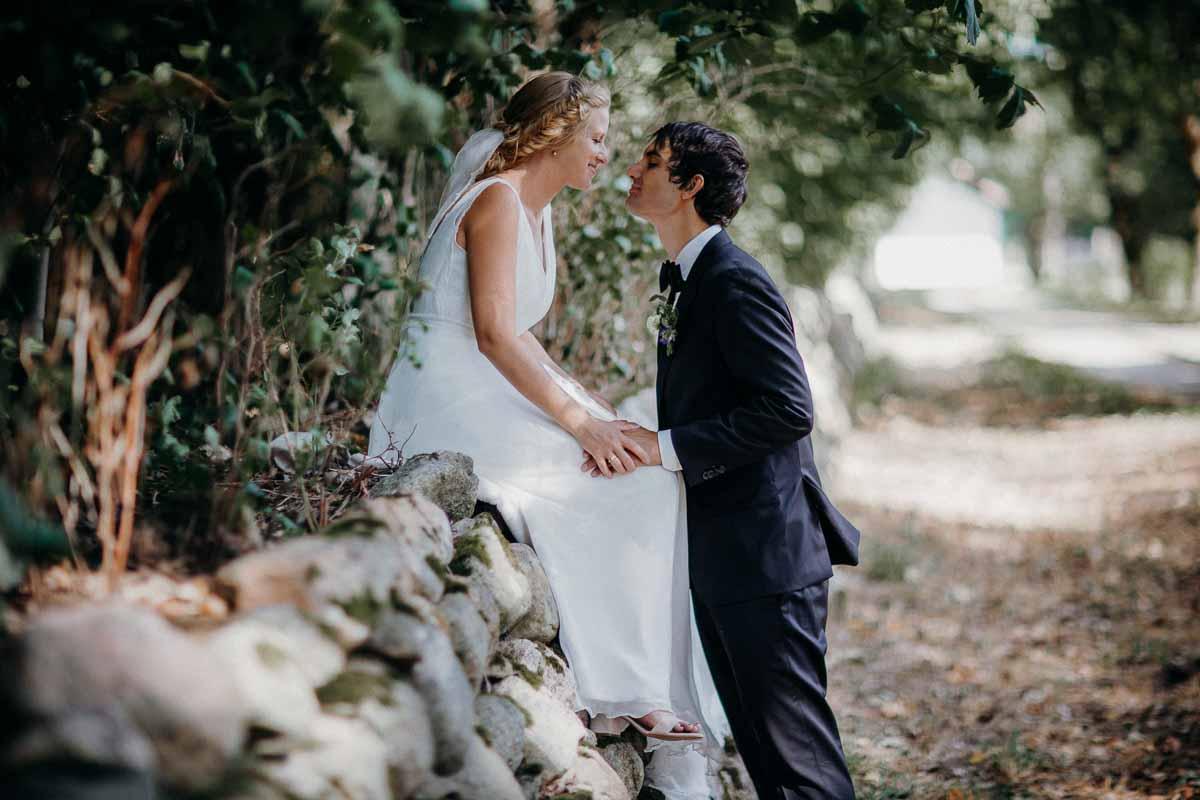 Bryllupsfotografering - Stemningsfotografering