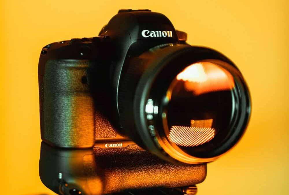 Et spejlreflekskamera