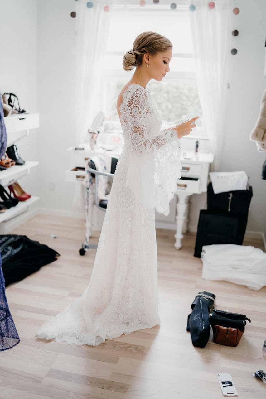 slesvig bryllup - brand og terp fotografi