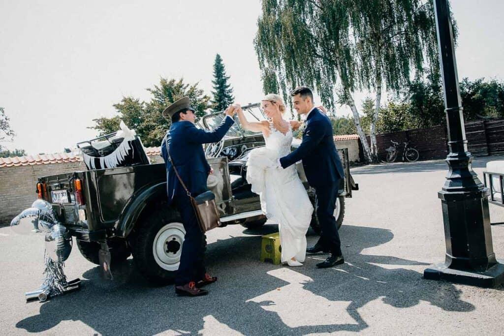 Flere billeder af bryllup josty