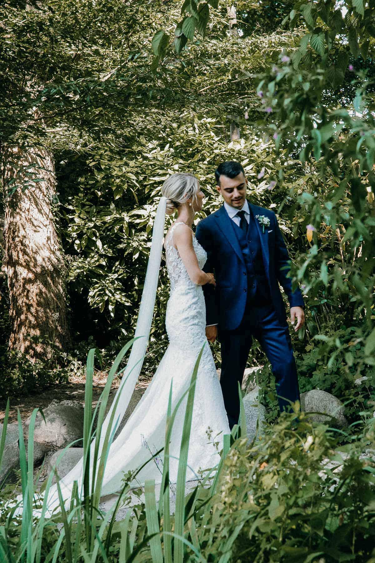 Bryllup på Frederiksberg - Bryllupsforberedelser - Bryllup