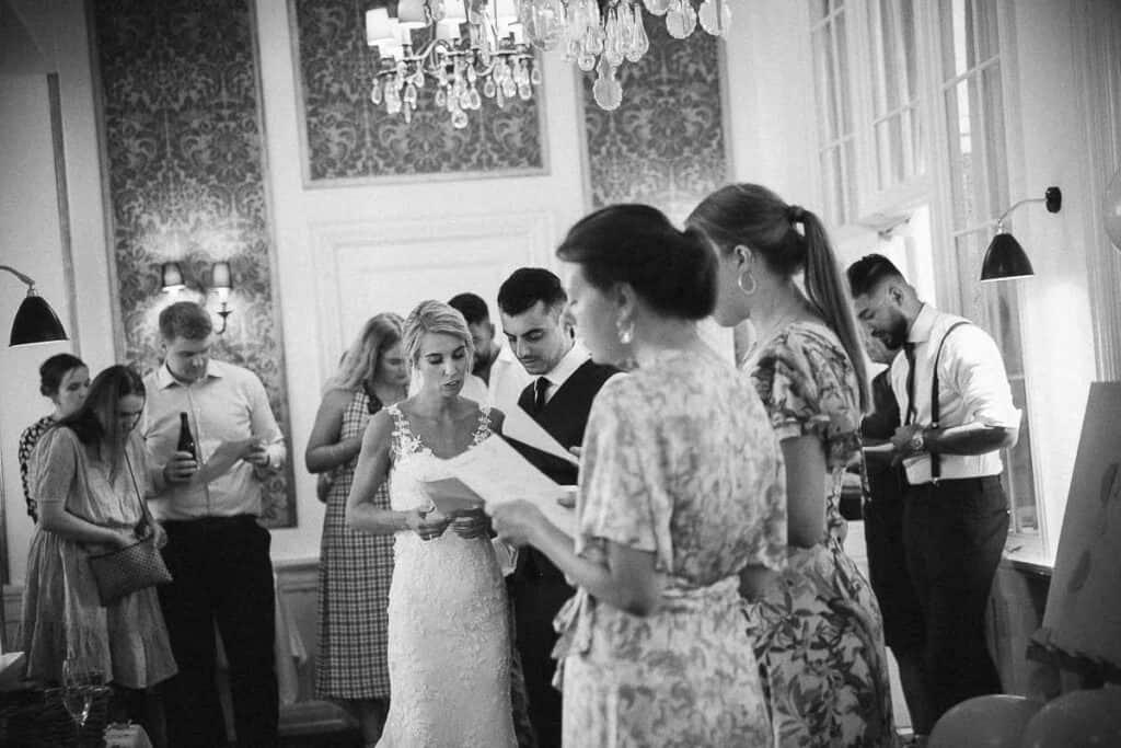 Bryllupsfest i Stor Kbh