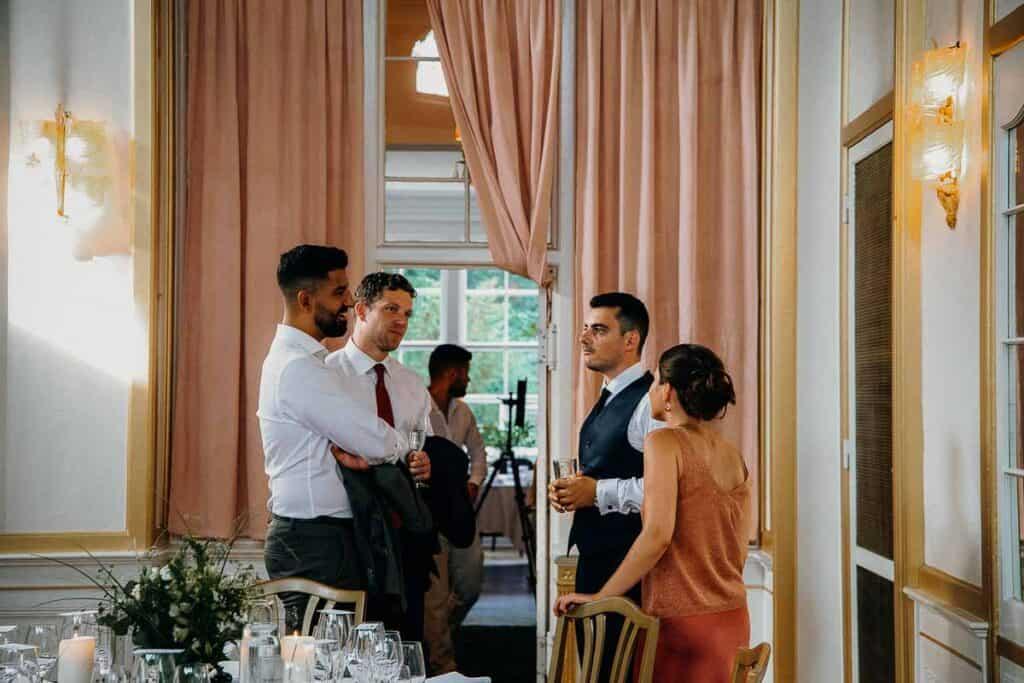Selskaber Hotel Restaurant Frederiksberg