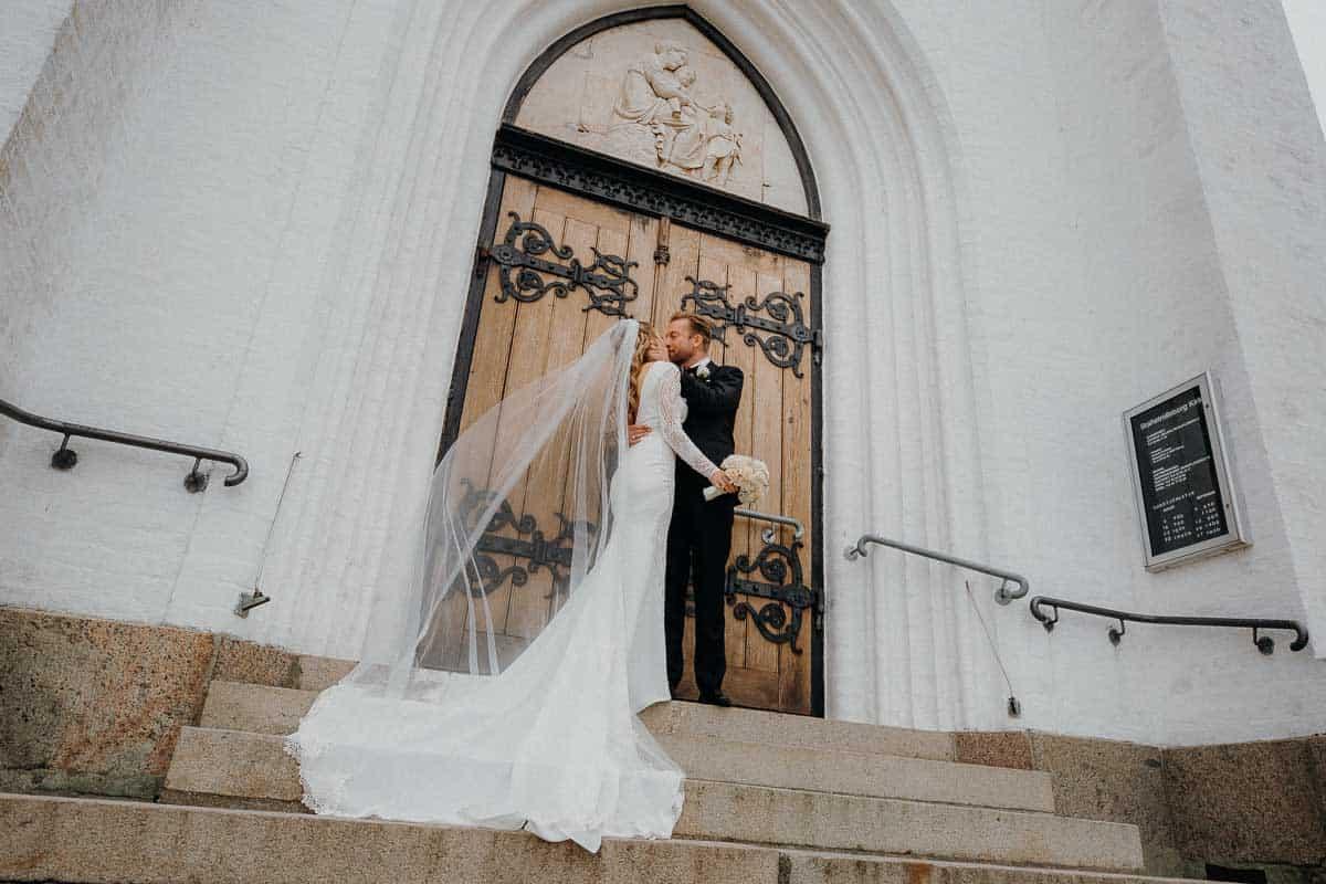 Bryllup på et slot?