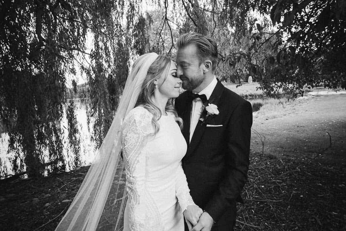 bryllup Hvedholm