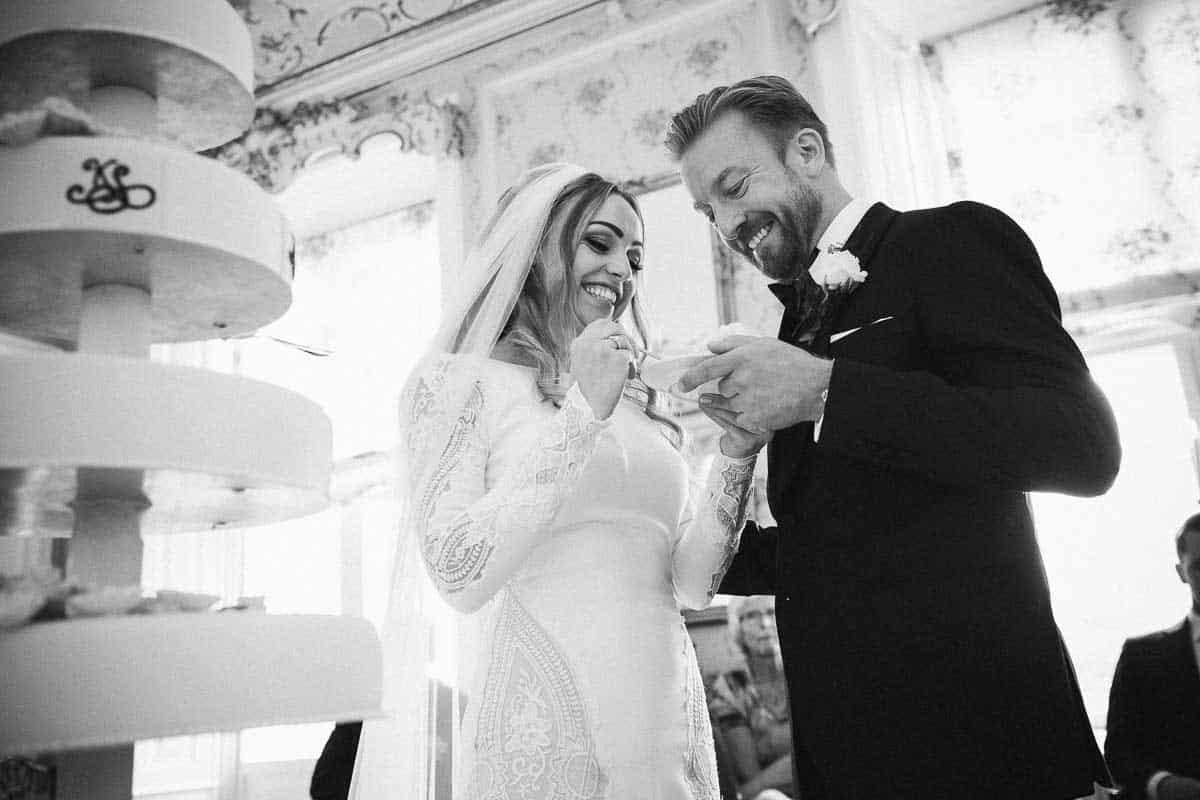 Hold jeres bryllup på Hvedholm