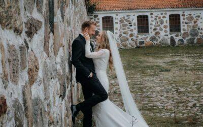 Bryllup Hvedholm Slot
