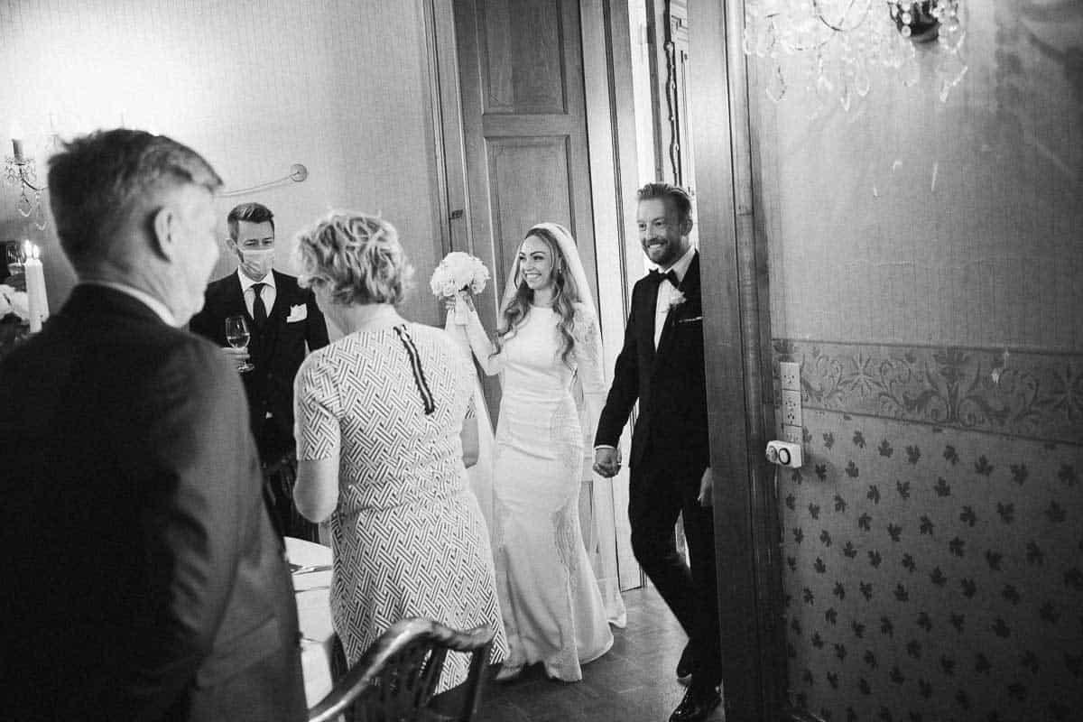 bryllup fyn med overnatning