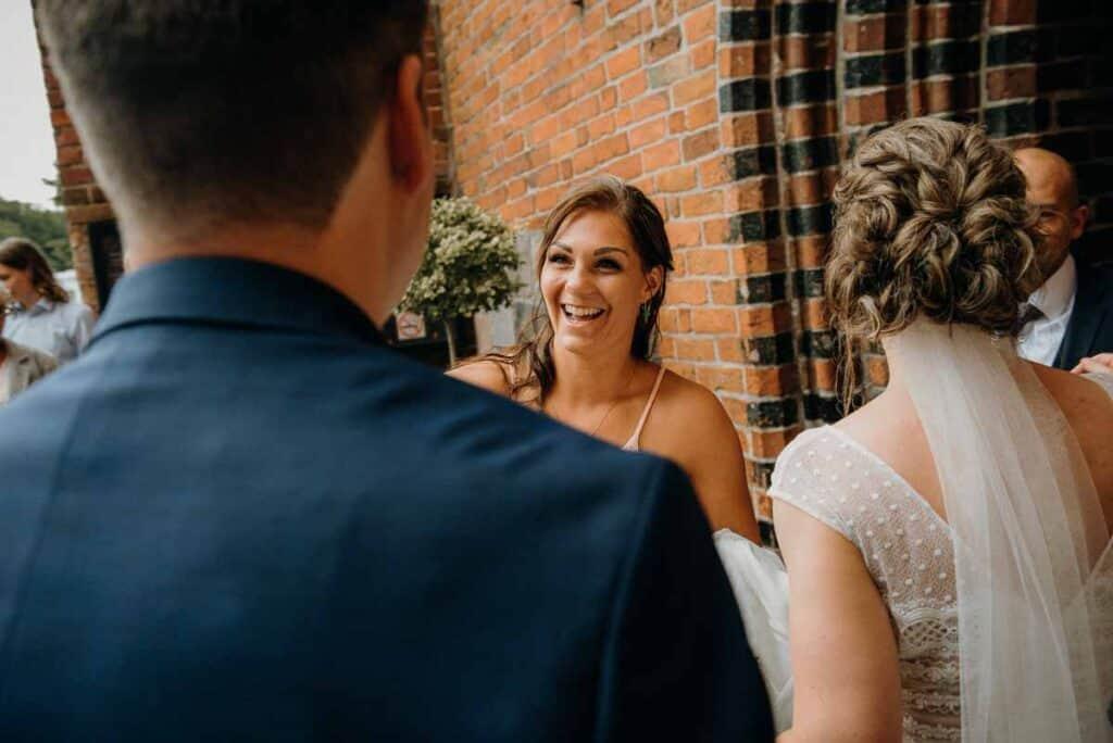 Bryllupsfotograf - Bryllup i det grønne ...