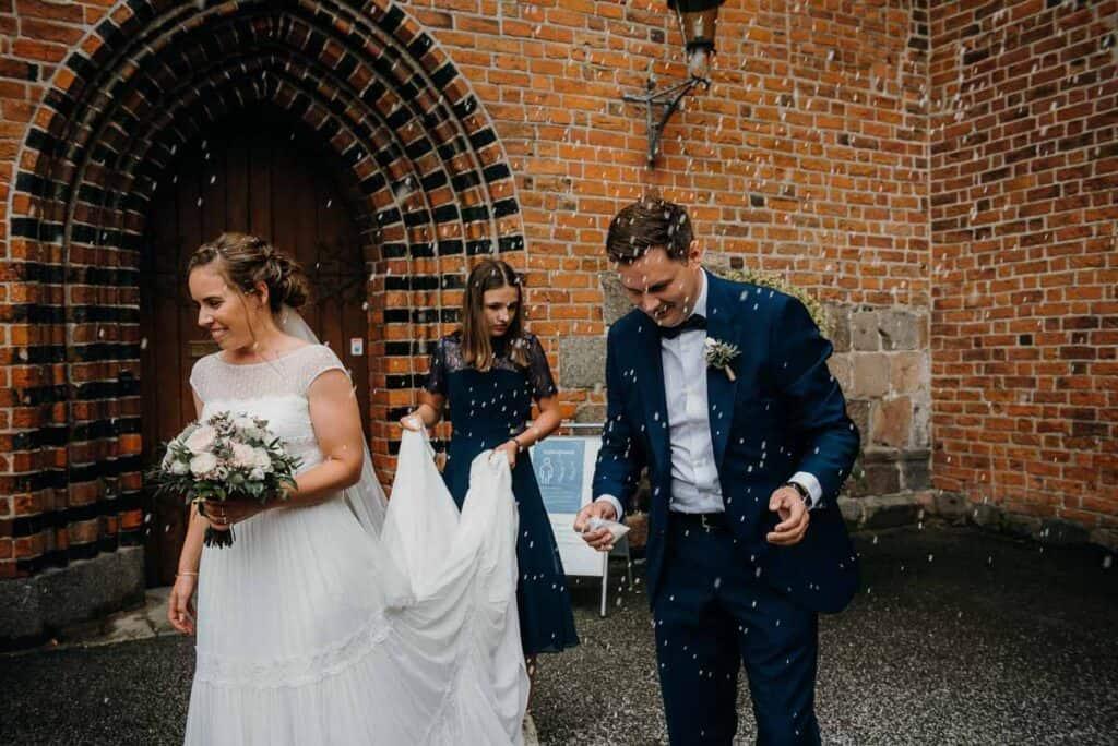 Gods bryllup Sjælland