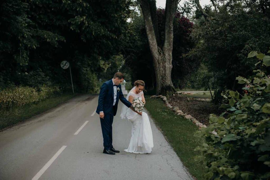 Bryllup på Sonnerupgaard