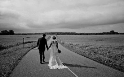 De officielle bryllupsbilleder