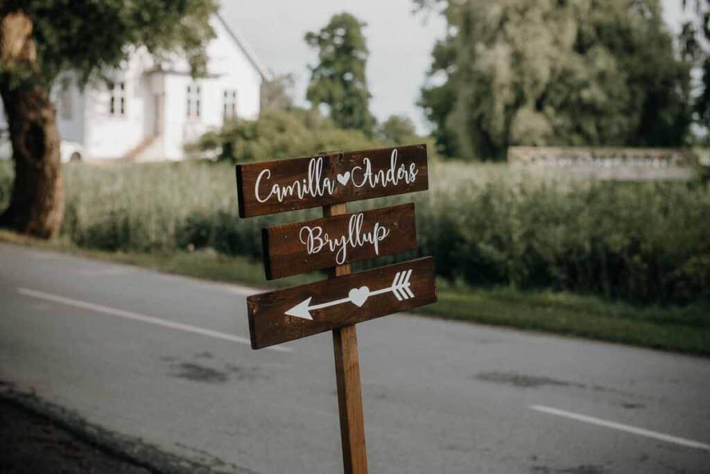 sonnerupgaard bryllup pris