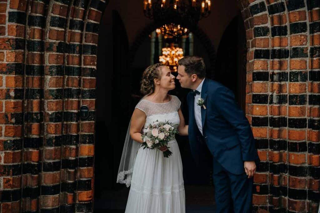 Billeder af herlufsholm kirke bryllup
