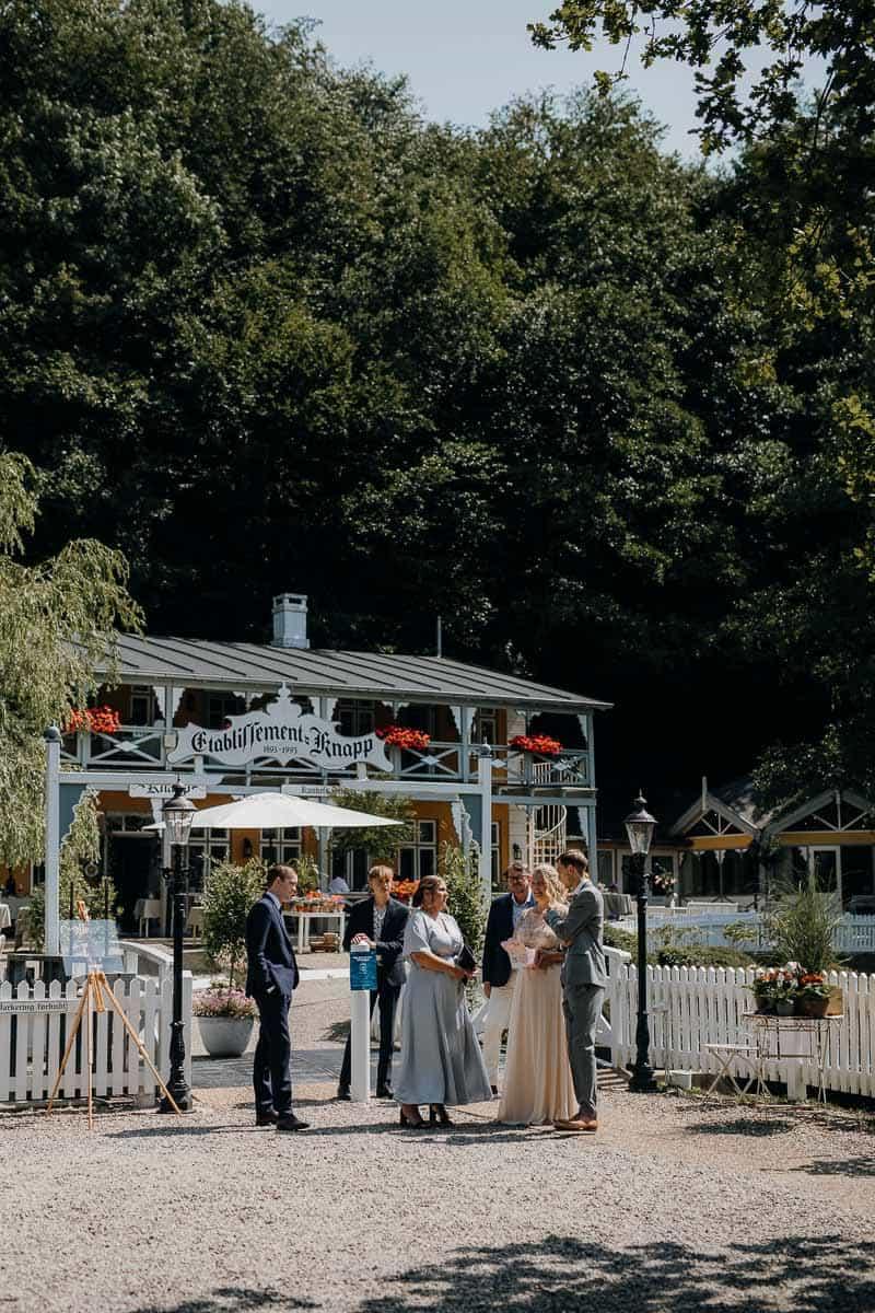 Bryllup - Anmeldelse af Restaurant Knapp, Aabenraa ...