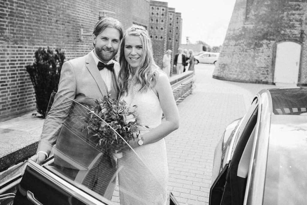 Sædding Kirke bryllup i den moderne Sædding Kirke