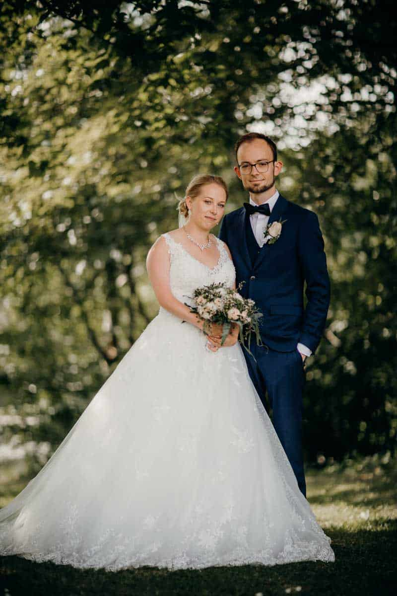 Bryllup i Vestjylland. Topmoderne gildesal i gammel stil