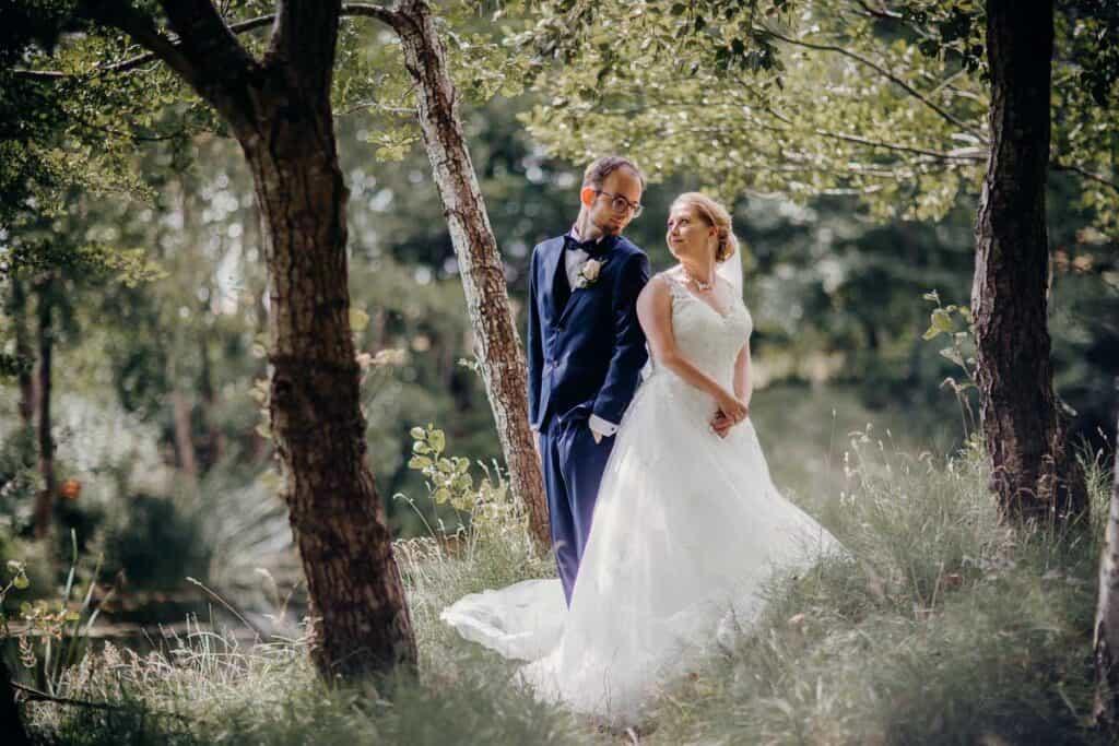 bryllupsfoto i Herning