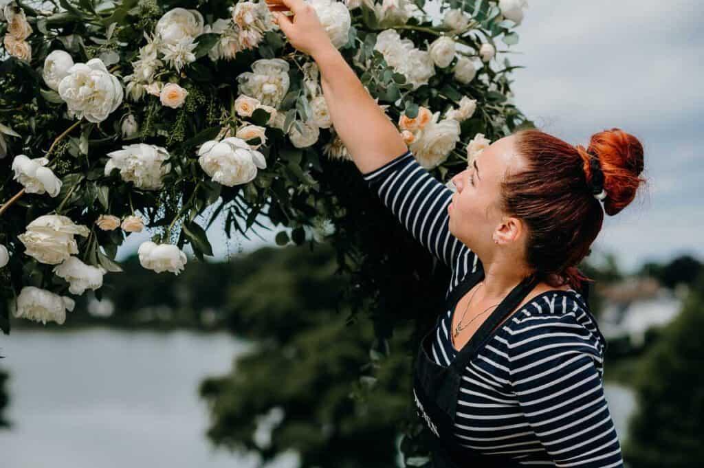 Billigt bryllup med overnatning Sjælland